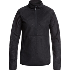 Roxy Cascade Jas Dames, true black risingpeak embos